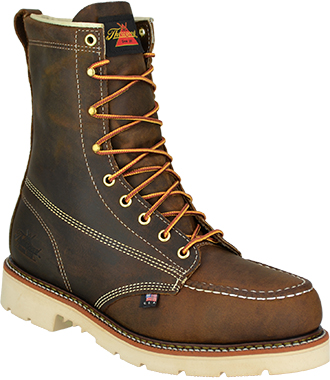 "8"" Steel Toe Work Boot -Thorogood"