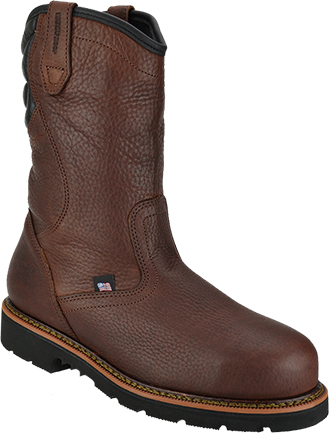 "11"" Steel Toe WP Wellington Work Boot -Thorogood"