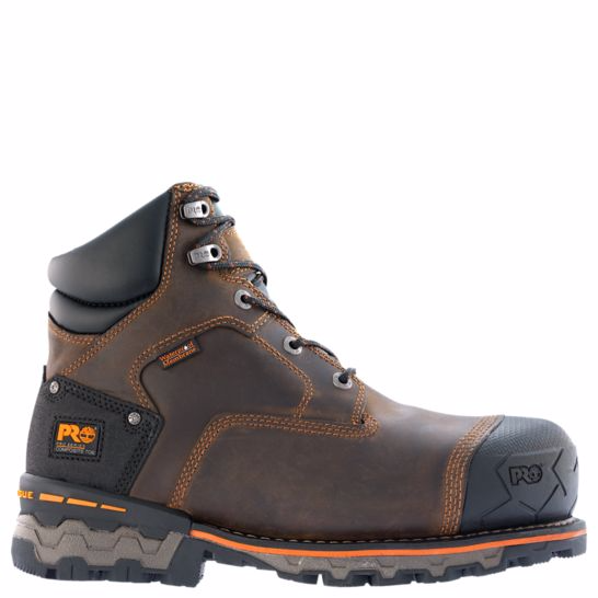 "Boondock 6"" Comp Toe Work Boot -"