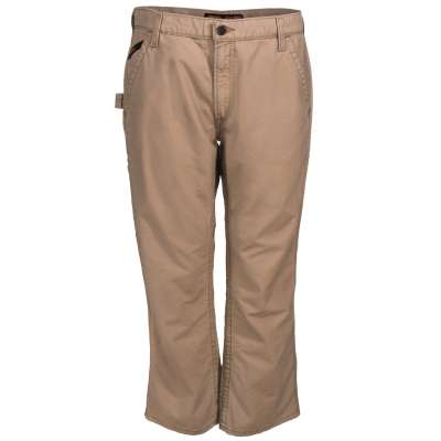M4 Workhorse Khaki Boot Cut Lowrise Pants -