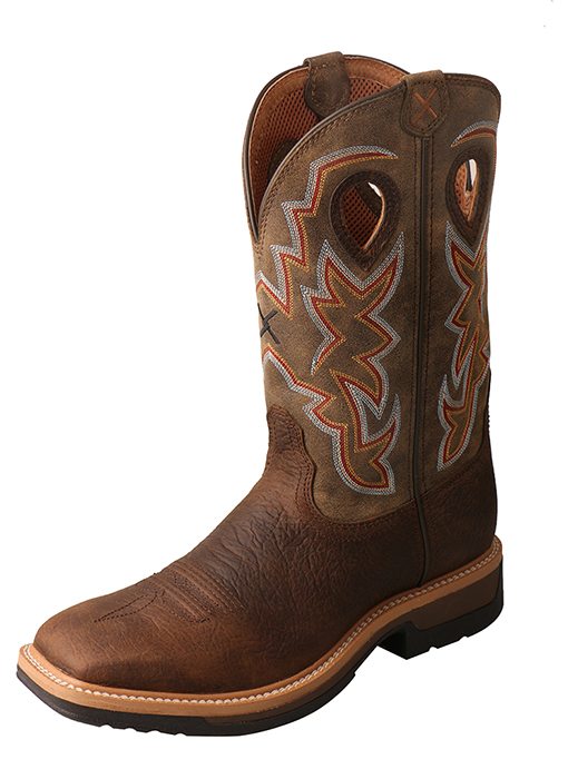 Lite Cowboy Workboot -