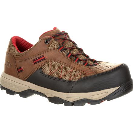 Rocky Endeavor Point Comp Toe Work Shoe -Rocky