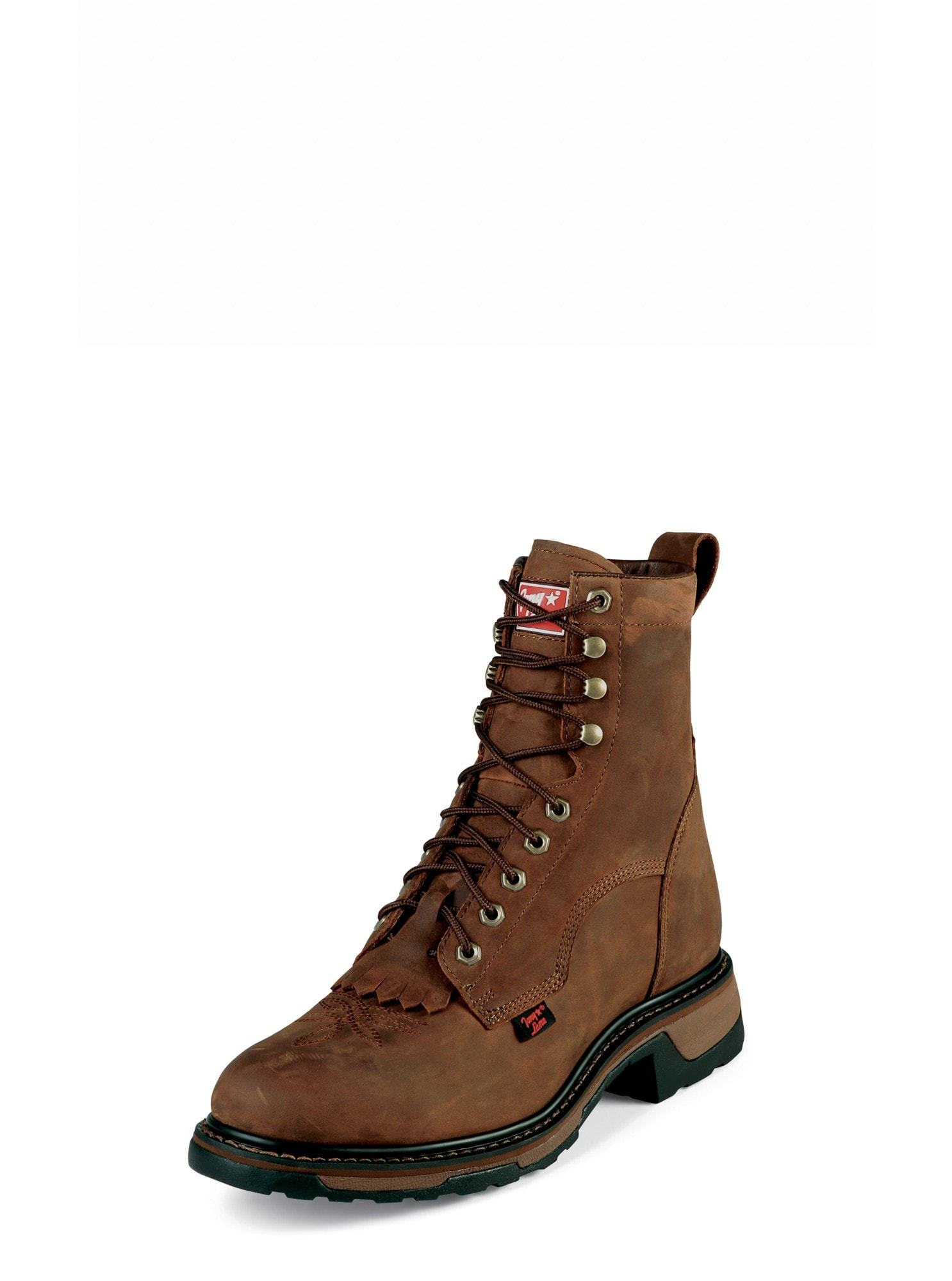 Tan Cheyenne Waterproof Steel Toe -