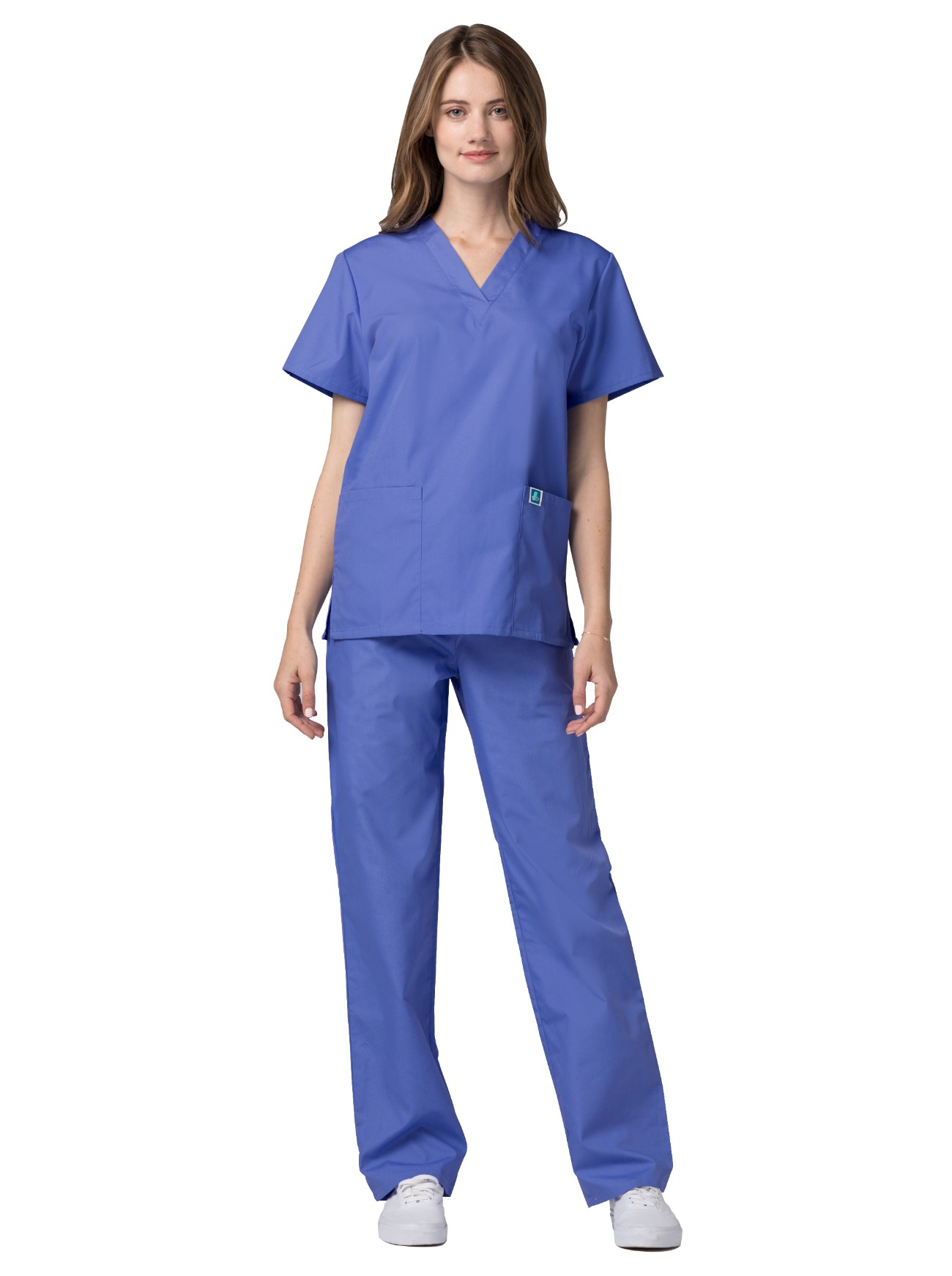 701 Adar Universal Unisex Drawstring Scrub Set-Adar Medical Uniforms