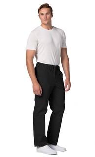 ADAR Universal Mens 6-Pocket Comfort Tapered Leg Pants-Adar Medical Uniforms