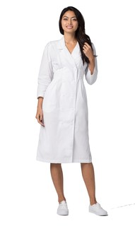 Adar Universal Fitted Midriff Dress-Adar Medical Uniforms