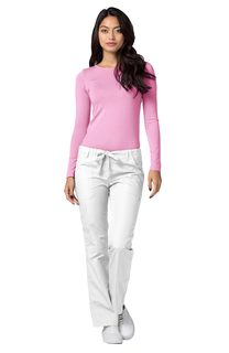 2900 Adar Universal Long Sleeve Comfort Tee-Adar Medical Uniforms