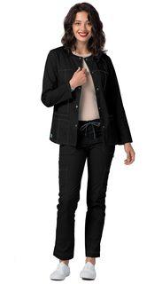 Adar Pop-Stretch Junior Fit Taskwear Topper Jacket