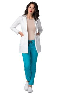 "Adar Pop-tretch Junior Fit 32"" Womens Perfection abcoat-"