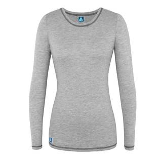 3400 Adar Pop-Stretch Long Sleeve Fitted Tee
