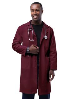 Adar Universal Unisex 39 ab coat with Inner Pockets-Adar Medical Uniforms