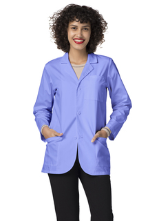 "Adar Universal Unisex 31"" Classic Consultation Coat-Adar Medical Uniforms"