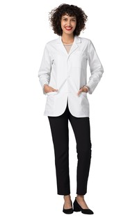 "805 Adar 31"" Unisex Classic Consultation Coat-Adar Medical Uniforms"