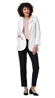 Adar Universal 30 Womens Princess Cut Consultation Coat-Adar Medical Uniforms