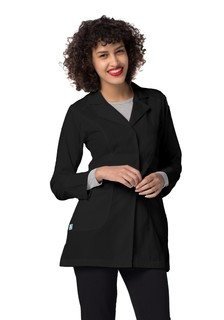 "Adar Universal Womens 32"" Perfectionab coat-Adar Medical Uniforms"