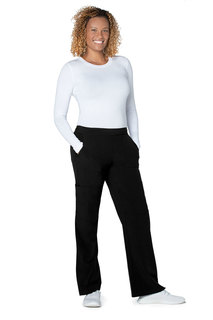 Adar Addition Womens Classic Cargo Pant-Adar Medical Uniforms