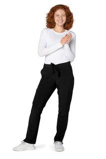 A5104 Adar Universal ow-Rise ultipocket Drawstring traight Leg Pants-Adar Medical Uniforms