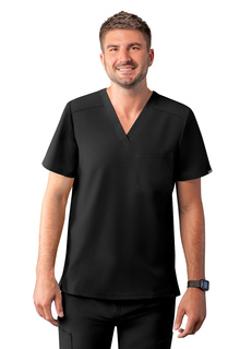 ADAR Additionens Classic V-Neckcrub Top-Adar Medical Uniforms