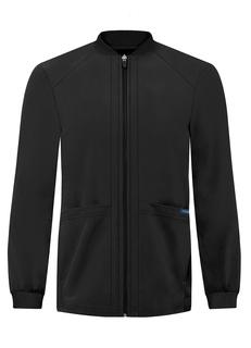 ADAR Addition ens Bomber Zipped Jacket-