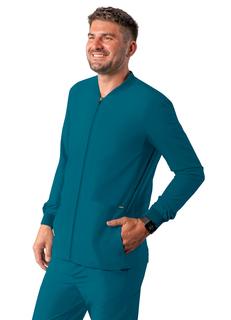 ADAR Additionens Bomber Zipped Jacket-Adar Medical Uniforms
