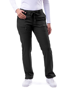 ADAR Pro Womenslim Fit 6 Pocket Pant-Adar Medical Uniforms