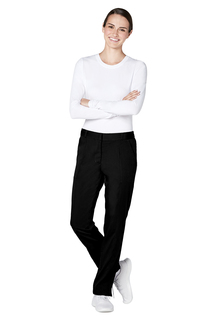 Adar Pro Womens Flat Front Trouser-Adar Medical Uniforms