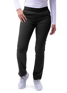 Adar Pro Women's Skinny Leg Yoga Pant-Adar Medical Uniforms