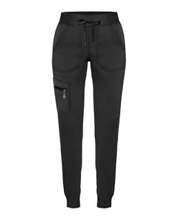 ADAR Pro Womens Ultimate Yoga Jogger Pant-Adar Medical Uniforms