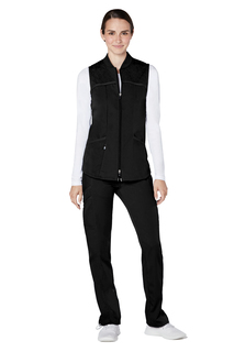 Adar Resoponsive Womens Active Bomber Vest-Adar Medical Uniforms