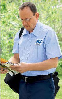 Mens' Code 2 Postal Shirt Long Sleeve