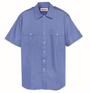 Polyester/Cotton Short Sleeve Shirts