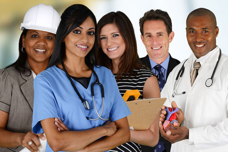 medical and industrial uniforms