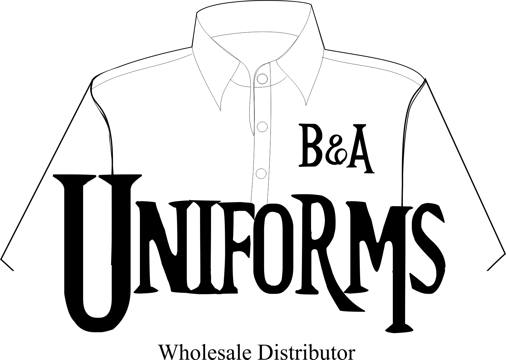 uniform wholesale distributors