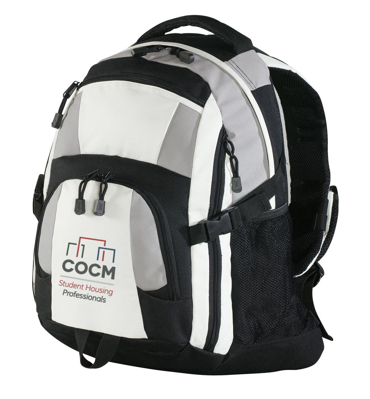 Port Authority® Urban Backpack (with Logo)-Port Authority