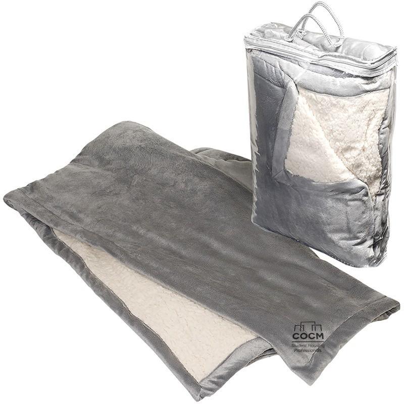 Micro Mink Sherpa Blanket-COCM_Promo