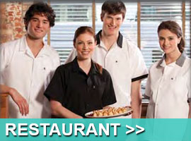 restaurant apparel wholesale