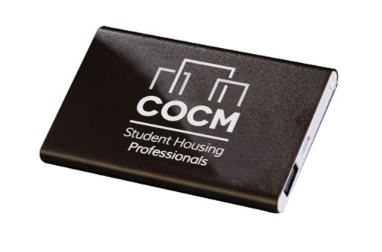 Slim Metal Power Bank 4000mAh-COCM_Promo