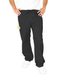 1/2 Elastic & String Straight Leg Cargo-Spectrum Uniforms