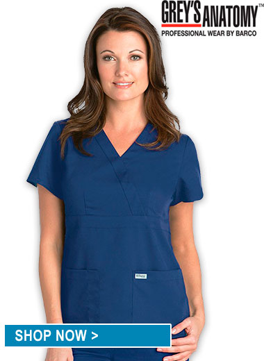 Shop Grey's Anatomy Scrub Apparel