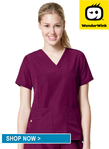 Shop WonderWink Scrub Apparel