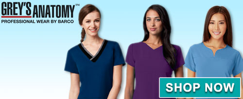 Click here for Grey's Anatomy apparel