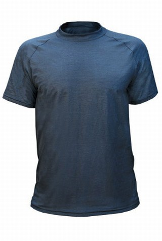 BL110 GuardianFX PPE Performance Base Layer Short Sleeve Tee-Spiewak
