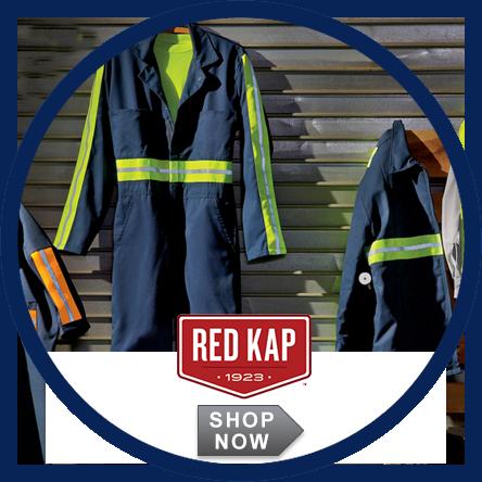 Red Kap Apparel