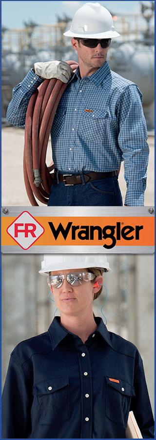 Wrangler FR Workwear