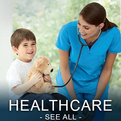 Shop Healthcare uniforms