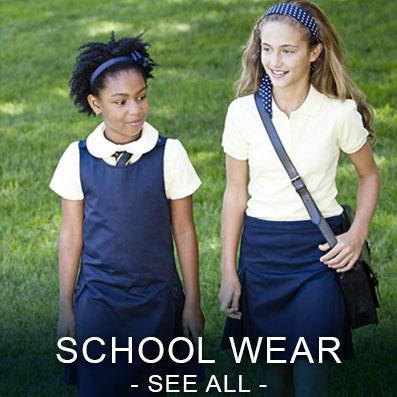 Shop School apparel