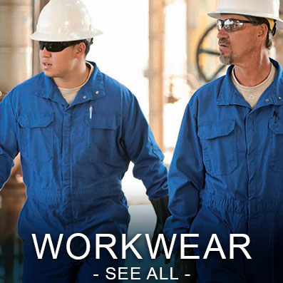 See all Workwear uniforms