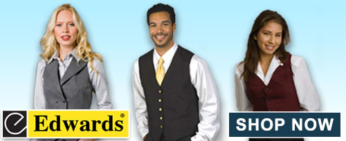 Shop Edwards garment uniforms