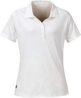 CTN-1W Womens Liquid Cotton S/S Polo-