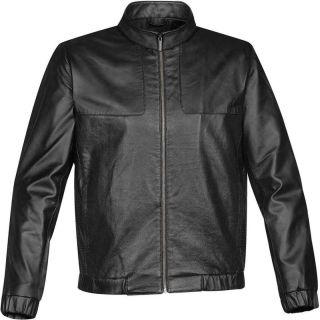 LPX-1 Mens Cruiser Nappa Leather Jacket-